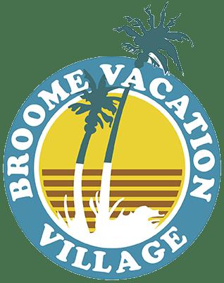 Broome Vacation Village logo